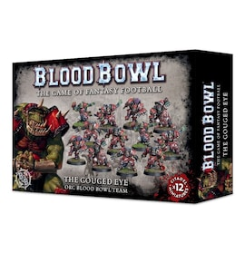 Blood Bowl The Gouged Eye Team