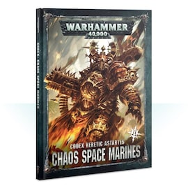 Codex: Chaos Space Marine (2019)