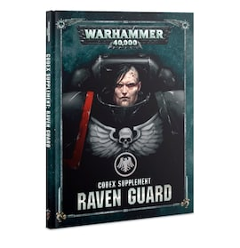 Codex: Raven Guard (HB)