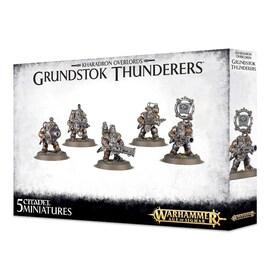 Kharadron Overlords Arkanaut Grundstok Thunderers