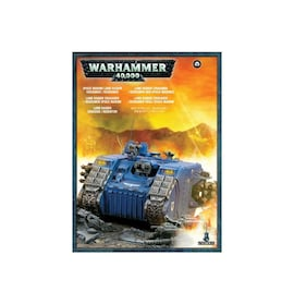 Space Marine Land Raider Crusader/Redeemer (mail order)