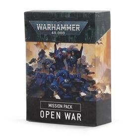 Warhammer 40k Mission Pack: Open War