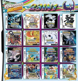 23 In 1 Video Game Compilation Card For Nintendo DS/3DS/2DS Console Nintendo 3DS