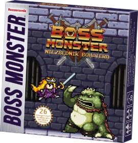 Boss Monster Niezbędnik Bohatera