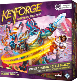 KeyForge: Zderzenie Światów - Pakiet startowy