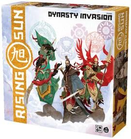 Rising Sun - Inwazja Dynastii (edycja polska)
