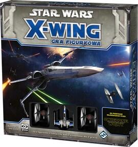 Star Wars X-Wing - Przebudzenie Mocy Zestaw Podstawowy