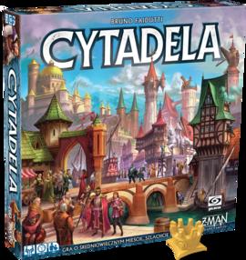 Cytadela (gra planszowa - nowa edycja)