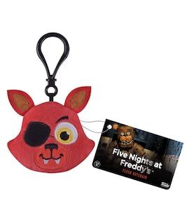 Funko plusz FNAF Foxy brelok 5cm