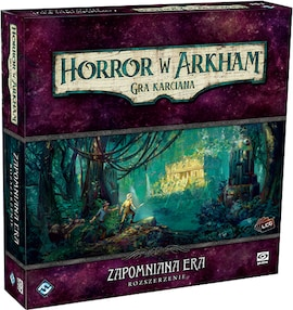 Horror w Arkham: Gra karciana - Zapomniana era (dodatek)
