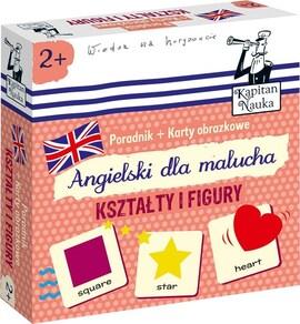 Kapitan Nauka - Angielski Dla Malucha - Kształty i Figury