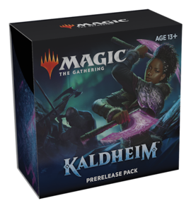Magic The Gathering: Kaldheim Prerelease Pack