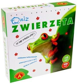 Quiz Zwierzęta - WIELKI