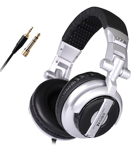 Senicc ST-80 Słuchawki przewodowe HiFi nauszne