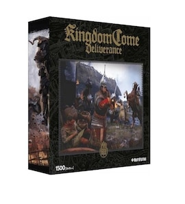 Puzzle - Kingdom Come - Carnage of the Innocent