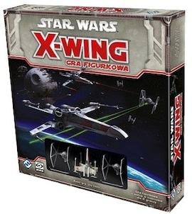 Star Wars X-Wing - Zestaw Podstawowy