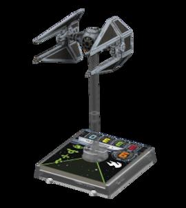 Star Wars X-Wing - Tie Interceptor