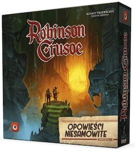 Robinson Crusoe: Opowieści Niesamowite (dodatek)
