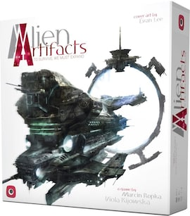 Artefakty Obcych (Alien Artifacts)