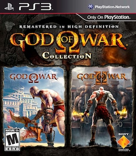 PS3 GOD OF WAR COLLECTION R1