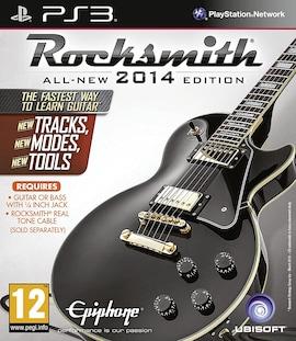 Rocksmith 2014 Edition PS3 Hardcopy Brand new & Sealed  PS3 Gaming