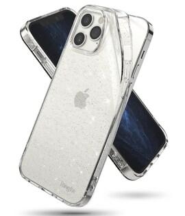 Etui Ringke Air Apple iPhone 12 Pro Max Glitter Clear