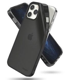 Etui Ringke Air Apple iPhone 12 Pro Max Smoke Black