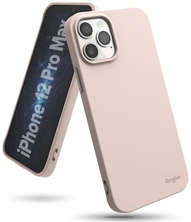 Etui Ringke Air S Apple iPhone 12 Pro Max Pink Sand