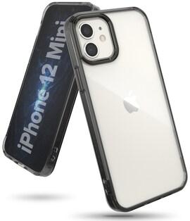 Etui Ringke Fusion Apple iPhone 12 mini Smoke Black