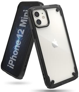 Etui Ringke Fusion-X Apple iPhone 12 mini Black