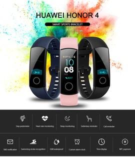 HUAWEI Honor 4 Smart Watch Sports Bracelet