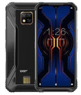 DOOGEE S95 Pro Black 128 GB 8 GB