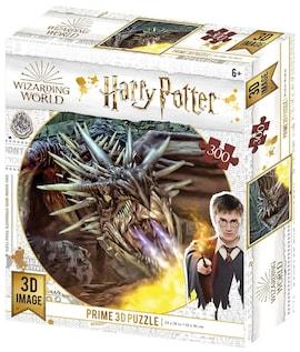 Harry Potter: Magiczne puzzle - Rogogon Węgierski (300 elementów)