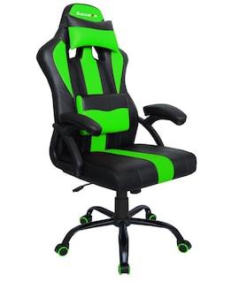 Fotel Gamingowy Huzaro Force 3.0 Czarno-Zielony