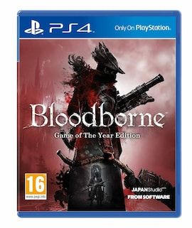 BloodBorne - Game of the Year Edition PS4 - Hardcopy - Brand new & Sealed PS4 Gaming