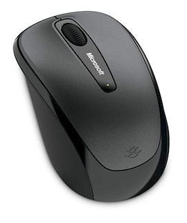 MICROSOFT Wireless Mobile Mouse 3500 ( 2.4GHz,3 btn), Pink, Retail