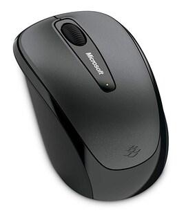 Microsoft Wireless Mobile Mouse 3500 USB ER English Gold Metal