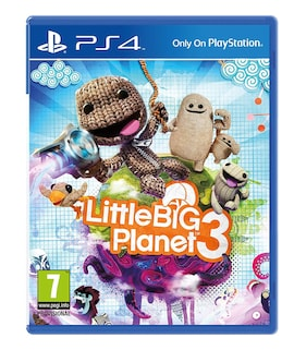 Ps4 Little Big Planet 3 ALL (Physical)