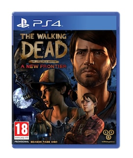 PS4 The Walking Dead - Telltale Series: The New Frontier