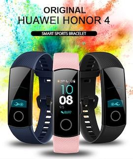 Original HUAWEI Honor 4 Smart Watch Multifunctional Sports Bracelet Black