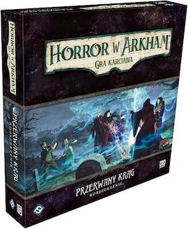 Horror w Arkham: Gra karciana - Przerwany krąg (dodatek)