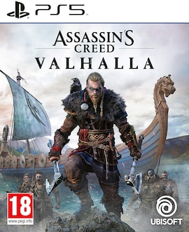 Assassin's Creed Valhalla (PS5) PS5 Gaming