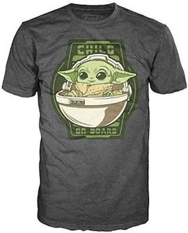 Koszulka - Child on Board Loose Tee (L) Funko