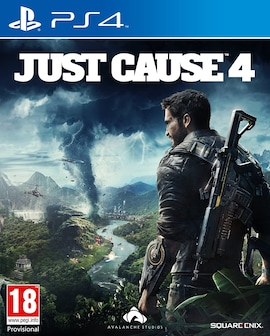 Just Cause 4 PS4 Hard copy Brand new & Sealed PS4 Gaming