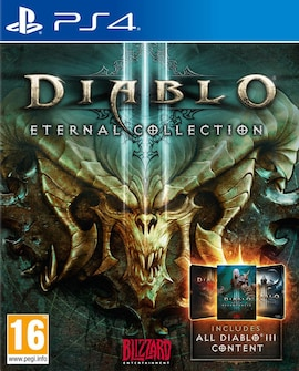 PS4 DIABLO 3 ETERNAL COLLECTION R2 Physical