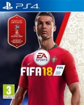 EA SPORTS™ FIFA 18 PS4