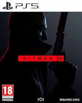 Hitman 3 PS5 Hardcopy Brand new & Sealed PS5 Gaming
