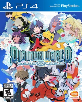 PS4 Digimon World Next Order (R2 ENG) Physical