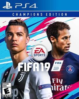 PS4 FIFA 19 Champions Edition (ENG)