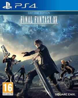 PS4 Final Fantasy XV (ENG) Physical